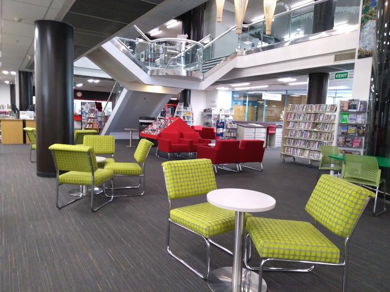 オークランド図書館