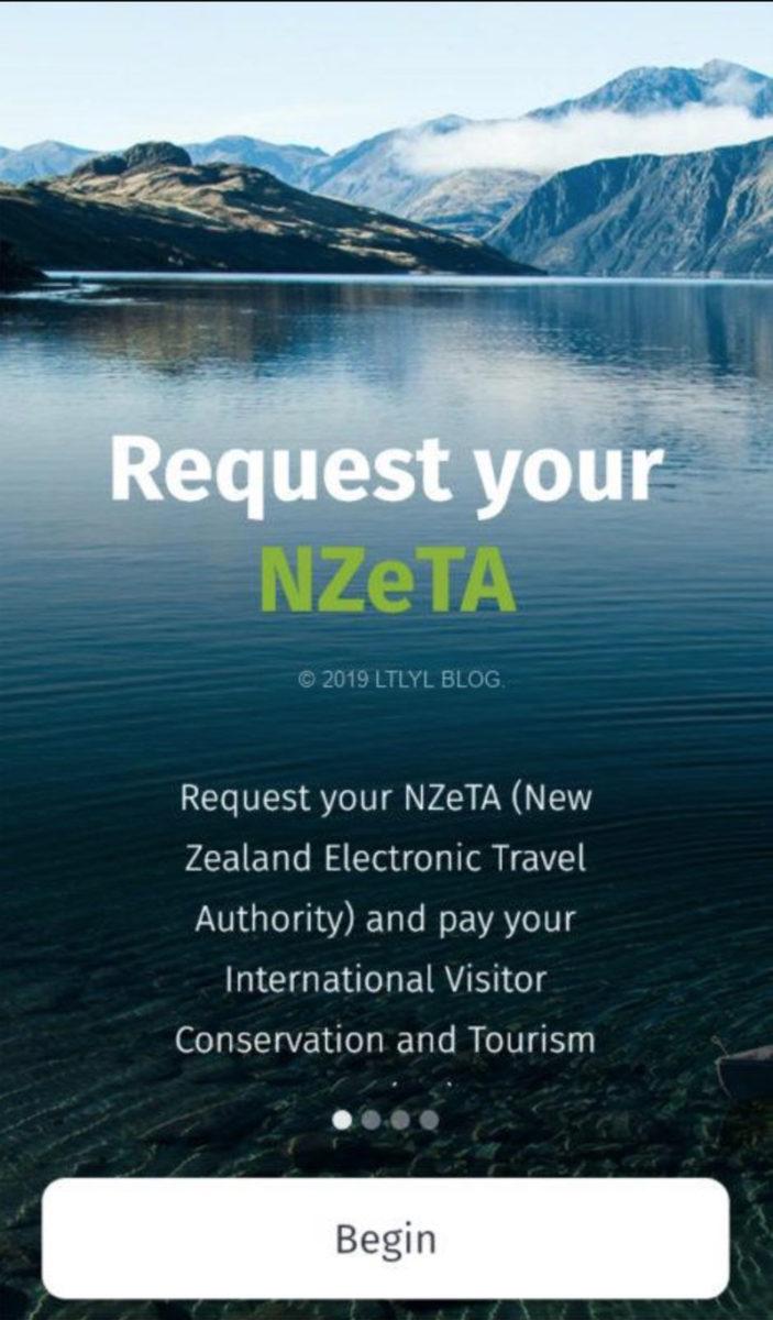 ニュージーランドのNZeTA