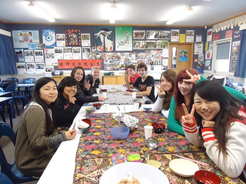 日本語教育の経験