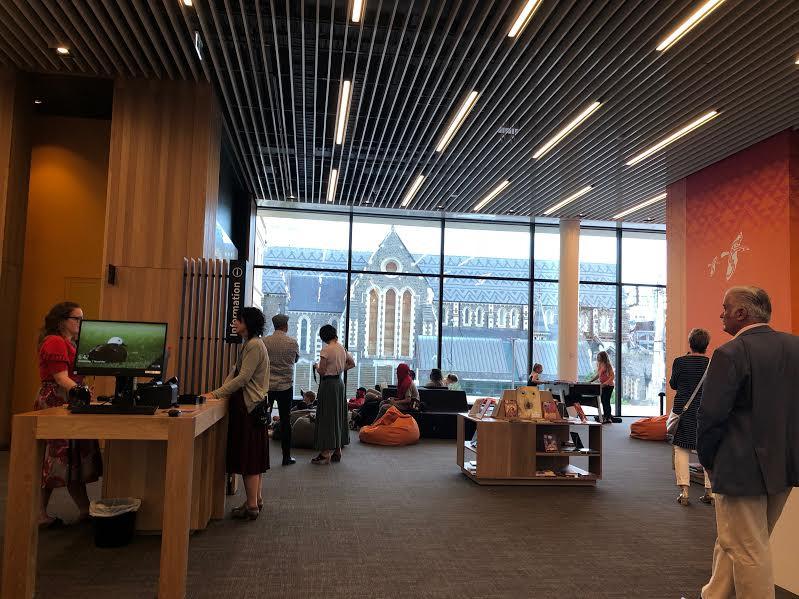クライストチャーチ図書館