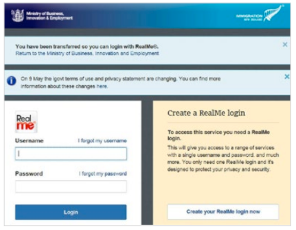 Visa Verification Service