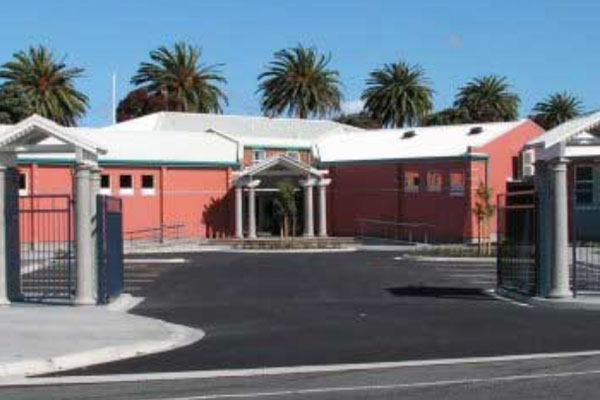Napier Boys High School