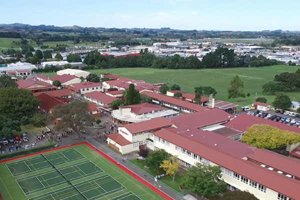 Pukekohe High School