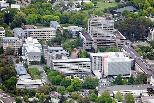 UCIC (University of Canterbury International College)